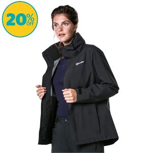 Women's Hillwalker Long Jacket