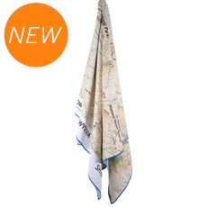 Snowdon Map Trek Towel