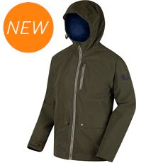 Men's Hamlen Hooded Waterproof Jacket