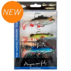 Set 3 Soft Lures 12 24g
