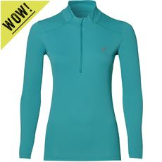 Long Sleeve Half Zip Top