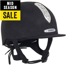 Junior X-Air Dazzle Plus Riding Helmet