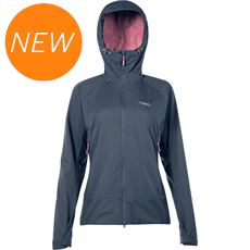 Women's Vapour-rise Jacket