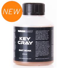 Key Cray Liquid Bait Soak 250ml
