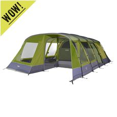Casa Family Tent  sc 1 st  GO Outdoors : family tunnel tents uk - memphite.com