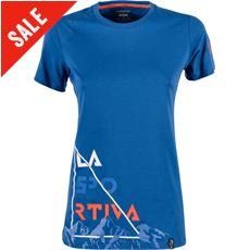 Women's Mountain Is Home T-Shirt