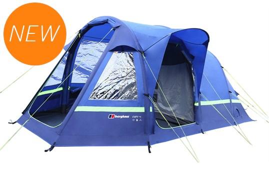 Berghaus Air 4 Inflatable Tent  sc 1 st  GO Outdoors : berghaus tent - memphite.com