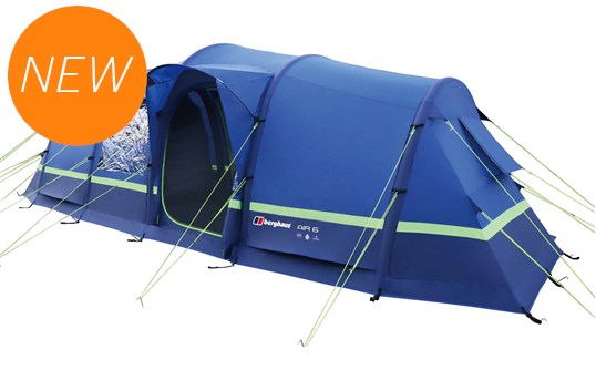 Berghaus Air 6 Inflatable Tent  sc 1 st  GO Outdoors & Berghaus Air 6 Inflatable Tent | GO Outdoors