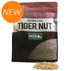 Monster Tigernut Pellets 4mm