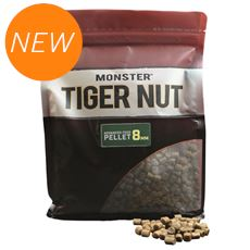 Monster Tigernut Pellets 8mm
