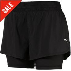 Core-Run 2-in-1 3 in Shorts