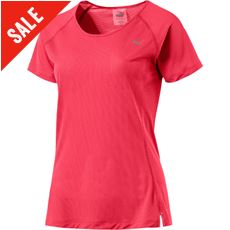 Core-Run short-sleeved women's tee