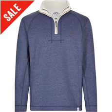 Men's Geo 1/4 Zip Sweatshirt