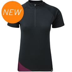 Comp Half-Zip Short Sleeve Women's Jersey