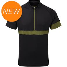 Comp Half-Zip Short Sleeve Jersey