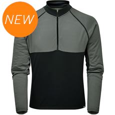Comp Half Zip Long Sleeve Jersey