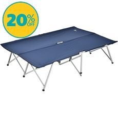 Double Folding Campbed