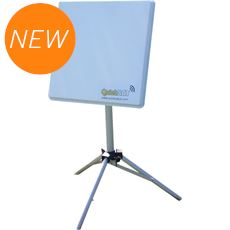 QS80 Portable Satellite TV System