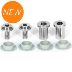 Bossnut Seatstay/Chainstay Bushing & Bolts (Kit 03)