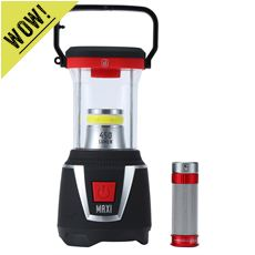 Maxi 360º COB Lantern with Torch