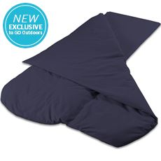 Compact Sleeping Bag (Navy)