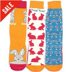 Kids' Sabine 3 Pack Sock