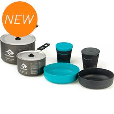 Alpha 2 Pot Cook Set 2.2