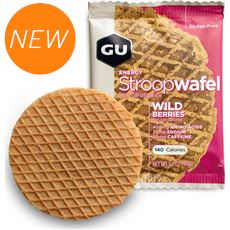 Energy Stroopwafel - Wild Berries