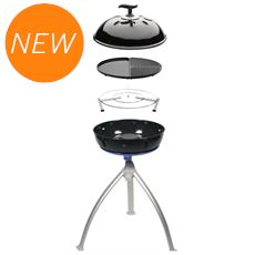 Grillo Chef 2 - BBQ/Plancha - Dome