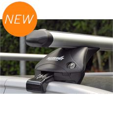 SUP-965 Premium Aluminium Integrated Roof Bars (1.15m)