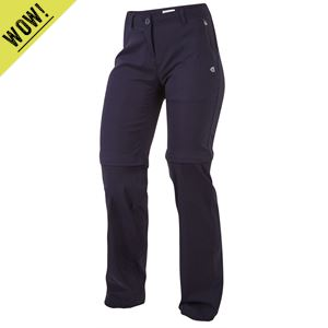 Kiwi Pro Stretch Convertible Women's Trousers