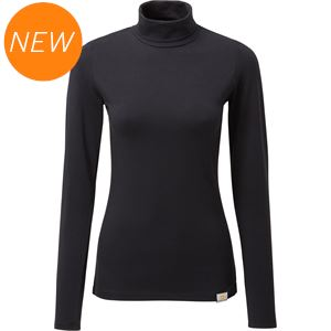 Women's Belmont Polo Neck Top