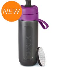 fill&go Active 0.6L Value Pack (fresh purple)