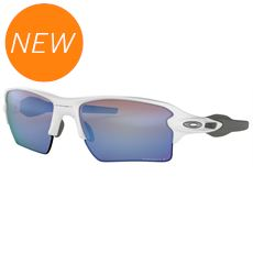 Flak® 2.0 XL Sunglasses (Polarised Deep Water Prizm Lens)