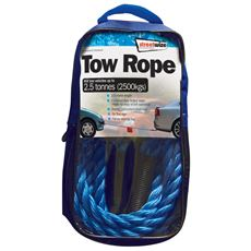 2.5 Tonne Blue Tow Rope