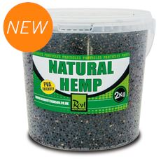 Natural Hemp 2kg