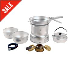 27-2UL Cookset with Kettle