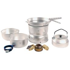 25-2 UL Cookset with Kettle