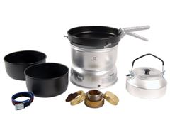 25-6 Non Stick Cookset with Kettle
