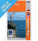 Explorer Map OL101 Isles of Scilly