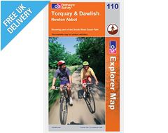 Explorer Map OL110 Torquay and Dawlish, Newton Abbot