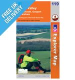 Explorer Map OL119 Meon Valley (Portsmouth, Gosport & Fareham)
