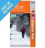 Explorer Map OL121 Arundel and Pulborough (Worthing &amp; Bognor Regis)