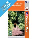 Explorer Map OL124 Hastings and Bexhill (Battle &amp; Robertsbridge)