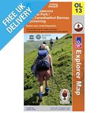 Explorer Map OL13 Brecon Beacons National Park (Eastern Area)