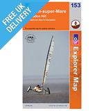 Explorer Map 153 Weston-Super-Mare & Bleadon Hill