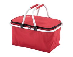 Folding Basket (Red)