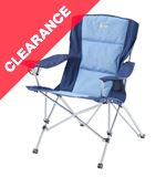 Kansas Camping Chair (Blue)