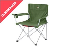 Maine Camping Chair, Green