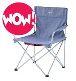 Maine Camping Chair (Blue)